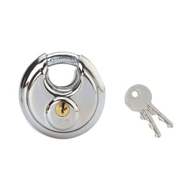 Lucchetto cilindrico a chiave arco standard 80 mm