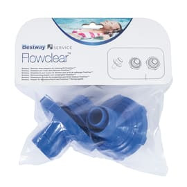 Adattatore Bestway Skimmer Hose Adaptors for Cleaning Kit