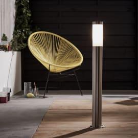 Lampioncino Bergen inox H80cm