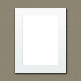 Cornice portafoto componibile Combo frame bianco 13 x 18 cm