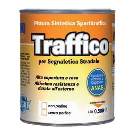Vernice spartitraffico giallo ral 1003 0,5 L