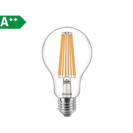 Lampadina LED Filamento E27 =100W goccia luce fredda 360°