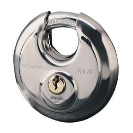 Lucchetto cilindrico a chiave arco standard 70 mm