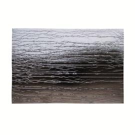 Pannello in polietilene Riflettente stufe e caloriferi Fortlan L 1000 mm x H 700 mm, spessore 8 mm