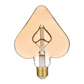 Lampadina decorativa LED Lexman E27 =14W luce calda 360°