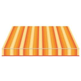 Tenda da sole a caduta cassonata Tempotest Parà 240 x 250 cm arancione/avorio/rosso/giallo Cod. 943/72