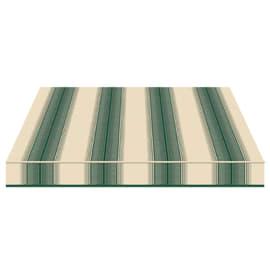 Tenda da sole a caduta cassonata Tempotest Parà 240 x 250 cm verde/beige Cod. 940/5