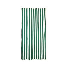 Tenda da sole ad anelli verde 150 x 250 cm
