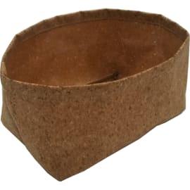 Cestino Cork marrone