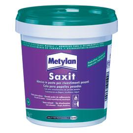 Colla per parati in pasta saxit Metylan 900 g