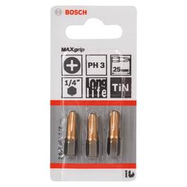 Inserti phillips 3 Bosch