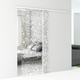 Porta da interno scorrevole Spring 96 x H 215 cm reversibile