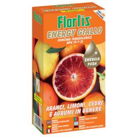 Concime per agrumi Energy giallo Flortis 600 g