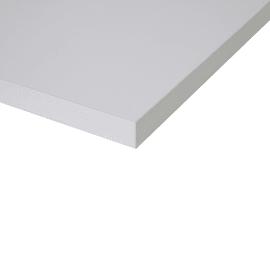 Piano cucina su misura laminato Luna bianco 2 cm