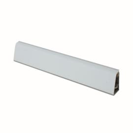 Alzatina su misura alluminio onice H 3 cm
