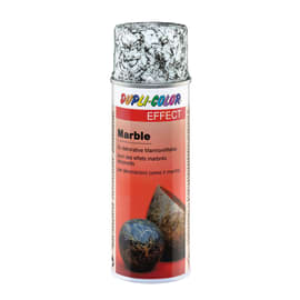 Vernice spray nero Marble opaco 200 ml
