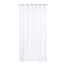 Tenda Ignifuga grande larghezza bianco 290 x 300 cm
