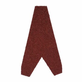 Finale per lastra Easy Tuile in acciaio zincato color rosso 11,5 x 21 cm