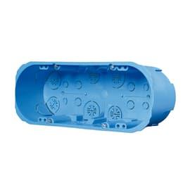 Scatola rettangolare Olan GDO10074 azzurro