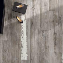 Piastrella Heritage 19,9 x 119,4 cm grigio