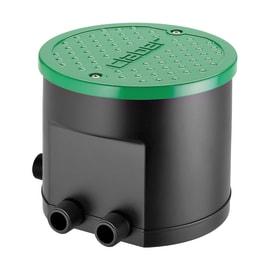Programmatore integrato a batteria Claber Hydro-4