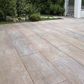 Pavimenti in cemento per esterni prezzi e offerte for Leroy merlin pavimenti esterni