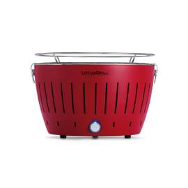 Barbecue a carbonella Lotus Grill rosso