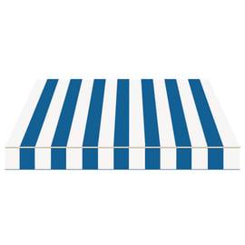 Tenda da sole a caduta cassonata Tempotest Parà 240 x 250 cm avorio/blu Cod. 419