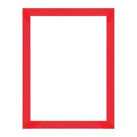 Cornice Puzzle 500 pezzi rosso 36,4 x 49,4 cm
