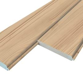 Listone sottotetto abete grezzo naturale 20 x 150 x 2000 mm