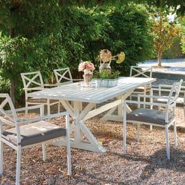 Set tavolo e sedie Charlotte