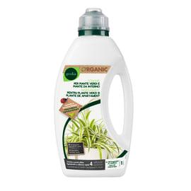 Concime per piante verdi Organic Geolia