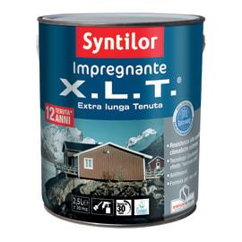Impregnante ad acqua 12 anni Syntilor XLT noce 2,5 L