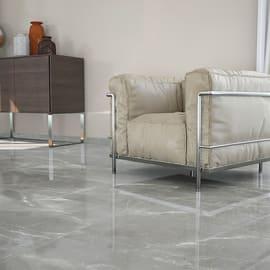 Piastrella Marmy 79 x 39 cm grigio