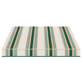 Tenda da sole a caduta cassonata Tempotest Parà 240 x 250 cm verde/beige/avorio Cod. 634/97