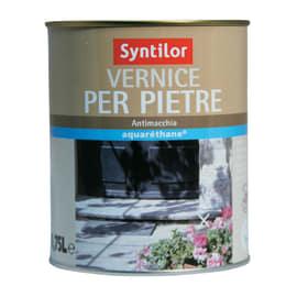 Vernice per pietre Syntilor trasparente opaco 0,75 L