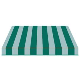 Tenda da sole a bracci Tempotest Parà 240 x 210 cm verde/grigio Cod. 40