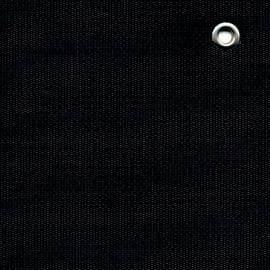 Rete ombreggiante Texstyle Dark nero L 5 x H 1 m