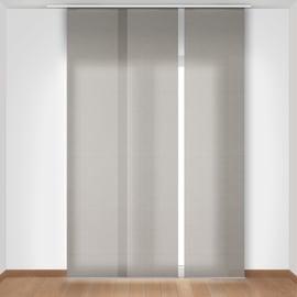 Tenda a pannello resinato Scandi marrone 60 x 300 cm