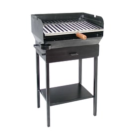 Barbecue a legna Family