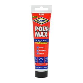 Colla per fissaggio e sigillature poly max express 165 gr Bostik 165 g