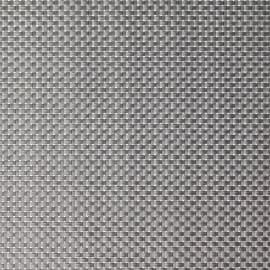 Rete ombreggiante grigio e argento L 3 x H 1 m