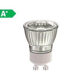 Lampadina LED GU10 =30W giallo 38°
