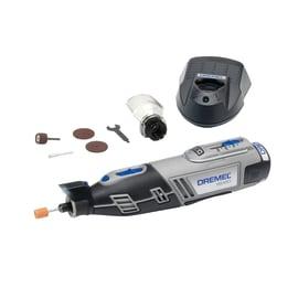 Miniutensile rotativo a batteria Dremel 8220JC, 12 V, 2 Ah