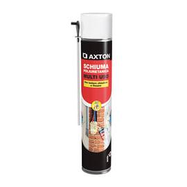 Schiuma poliuretanica Axton bianco 0,75 L