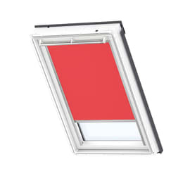 Tenda oscurante Velux DKL BK04 4572S rosso 47 x 98  cm