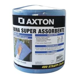 Carta Axton 400 strappi blu Vetri cellulosa