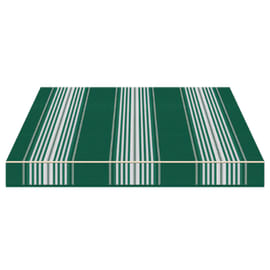 Tenda da sole a caduta cassonata Tempotest Parà 240 x 250 cm avorio/verde Cod. 638/5