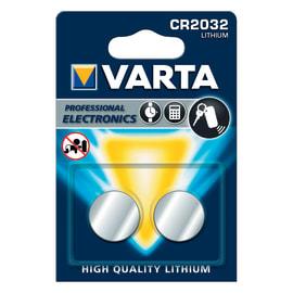 Pila a bottone Litio CR2032 Varta CR 2032