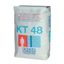 Intonaco termoisolante KT48 Fassa Bortolo 50 L